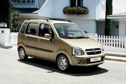 Agila 1.0 Opel фото
