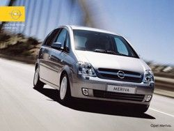 Meriva 1.8 Ecotec Opel фото