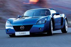 Opel Speedster Turbo фото