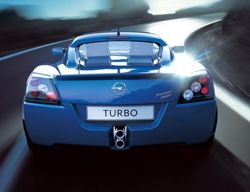 Speedster Turbo Opel фото