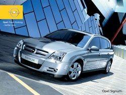 Signum 2.2 Opel фото