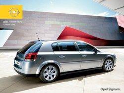 Opel Signum 2.0 Turbo фото