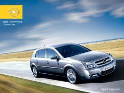 Opel Signum 2.0 DTI фото