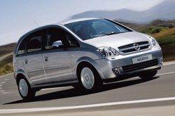 Opel Meriva 1.6 Ecotec фото