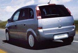 Meriva 1.6 Ecotec Opel фото