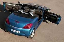 Opel Tigra TwinTop 1.8 фото