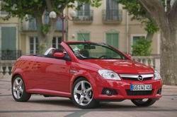 Tigra TwinTop 1.8 Opel фото