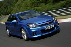 Astra H OPC Opel фото