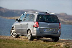 Zafira II 1.9 CTDI (120hp) Opel фото