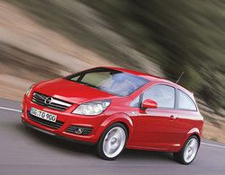 Opel Corsa D 1.2 3d фото