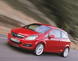 Opel Corsa D 1.7 5d фото