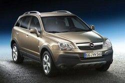Opel Antara 2.0 фото