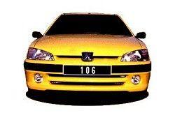 Peugeot 106 1.4 (3dr) фото
