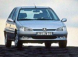 Peugeot 106 1.5 D (5dr) фото