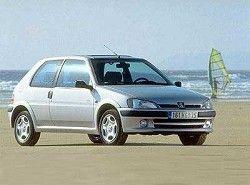 Peugeot 106 1.6 GTi (3dr) фото