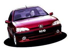 106 1.6 GTi (3dr) Peugeot фото