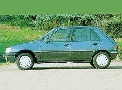 Peugeot 205 1.4 (5dr) фото