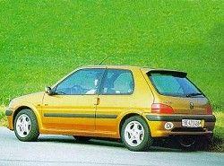 Peugeot 205 1.8 D (3dr) фото