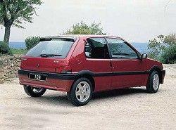 205 1.8 D (3dr) Peugeot фото