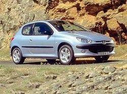 Peugeot 206 1.4 (3dr) фото