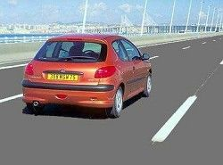 Peugeot 206 1.6 (3dr) фото