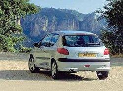206 1.6 (3dr) Peugeot фото