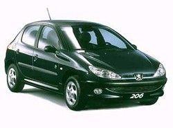 Peugeot 206 1.6 (5dr) фото