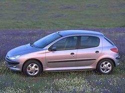 206 1.6 (5dr) Peugeot фото