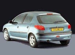 Peugeot 206 1.9 D (5dr) фото