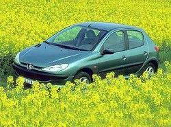206 1.9 D (5dr) Peugeot фото