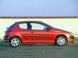 206 2.0 S16/GTi (3dr) Peugeot фото