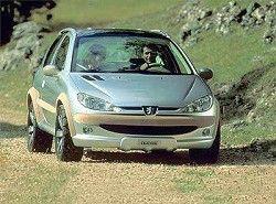 206 Escapade 2.0 Peugeot фото