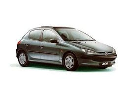 Peugeot 206 S16 1.6 (5dr) фото