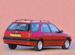 Peugeot 306 Break 1.9 D фото