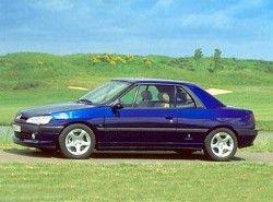 Peugeot 306 Cabrio 1.6 фото