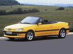 Peugeot 306 Cabrio 1.8 16V фото