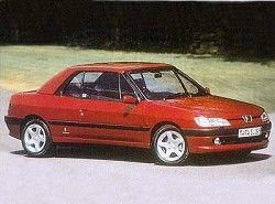 306 Cabrio 1.8 16V Peugeot фото