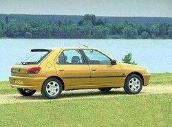 Peugeot 306 Hatchbak 1.6 (5dr) фото