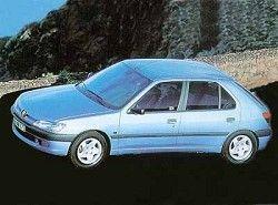 Peugeot 306 Hatchbak 1.9 D (5dr) фото