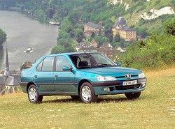 Peugeot 306 Sedan 1.4 фото