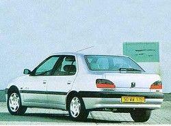 Peugeot 306 Sedan 1.9 D фото