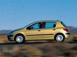 Peugeot 307 2.0 фото