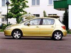 307 2.0 Peugeot фото