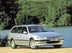 Peugeot 406 Break 2.0(8RFV) фото