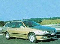 Peugeot 406 Break 2.9 V6(8RFV) фото