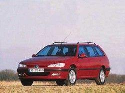 406 Break 2.9 V6(8RFV) Peugeot фото