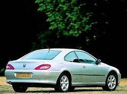 406 Coupe 2.9 V6(8RFV) Peugeot фото
