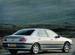 406 Sedan 1.9 TD(8RFV) Peugeot фото