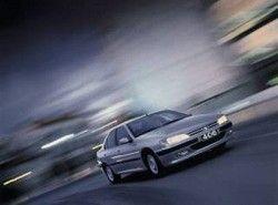 406 Sedan 2.9 V6(8RFV) Peugeot фото