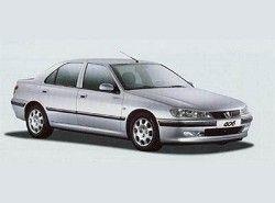 Peugeot 406 SV 2.0(8RFV) фото